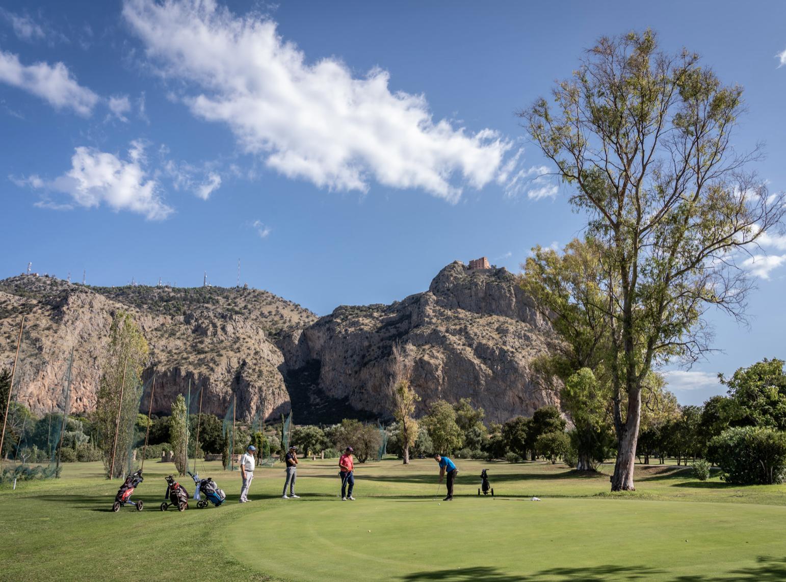 """Golf Club Palermo: """"Una stagione da incorniciare malgrado la pandemia"""""""