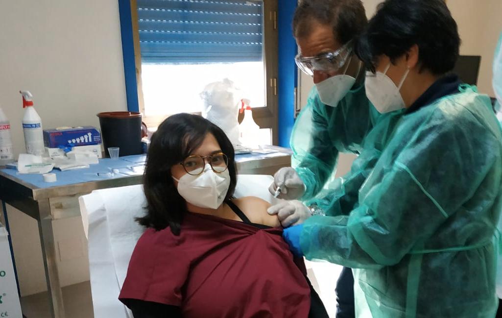 Asp di Catania, superate diecimila vaccinazioni anti covid
