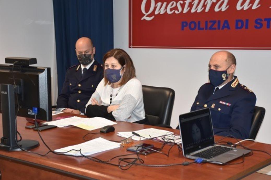 Violenza di genere, la polizia di Ragusa sensibilizza 200 studenti