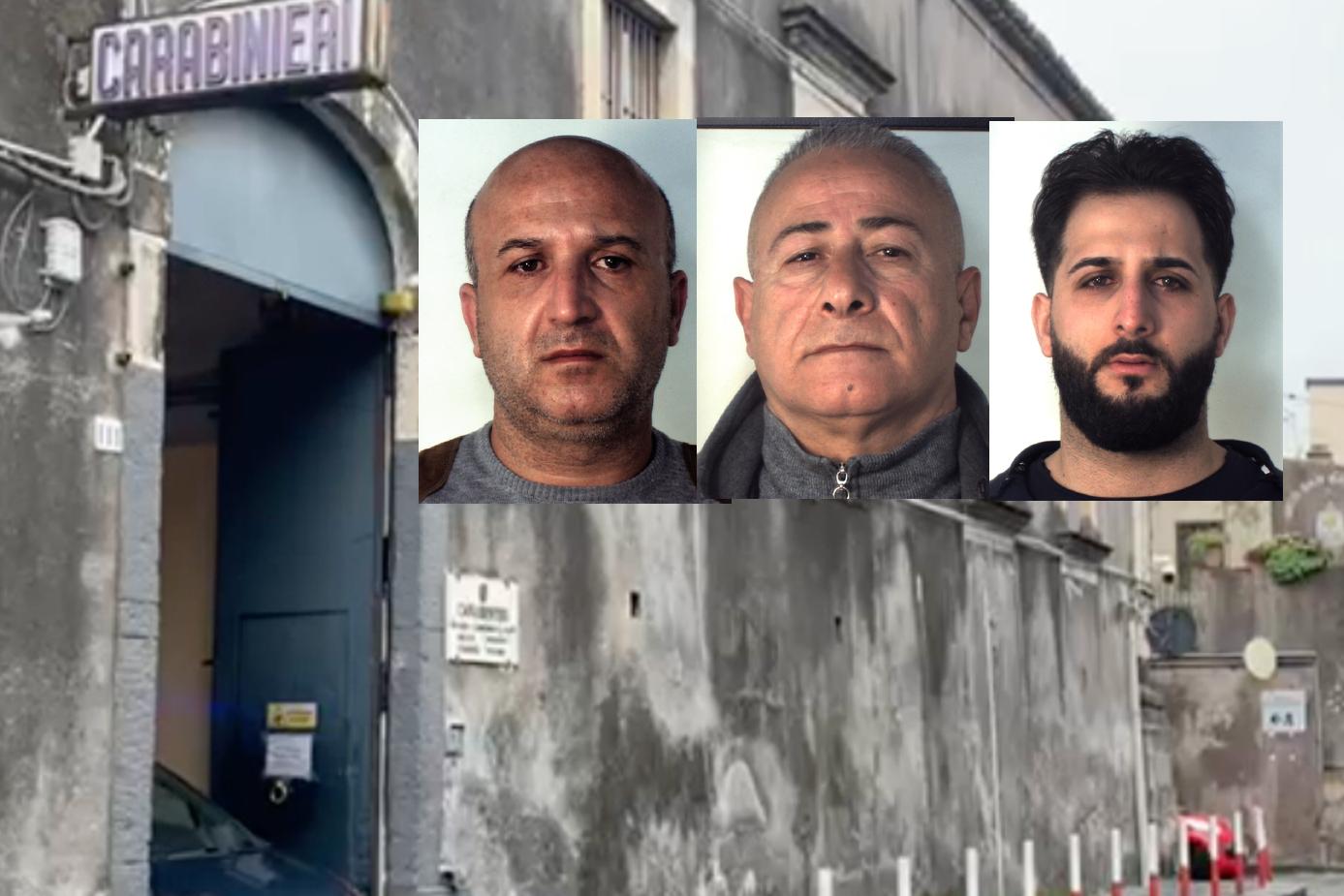Lite tra famiglie per una crisi di coppia: tre arresti a Catania (VIDEO)