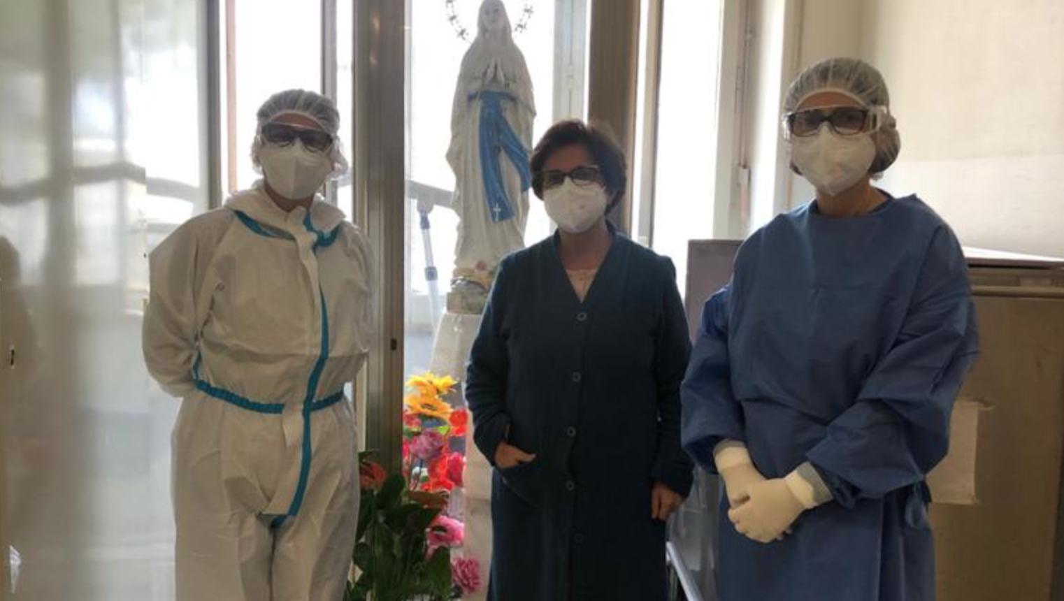 Siracusa, guarita dal covid la direttrice del reparto di Malattie Infettive: la sua testimonianza