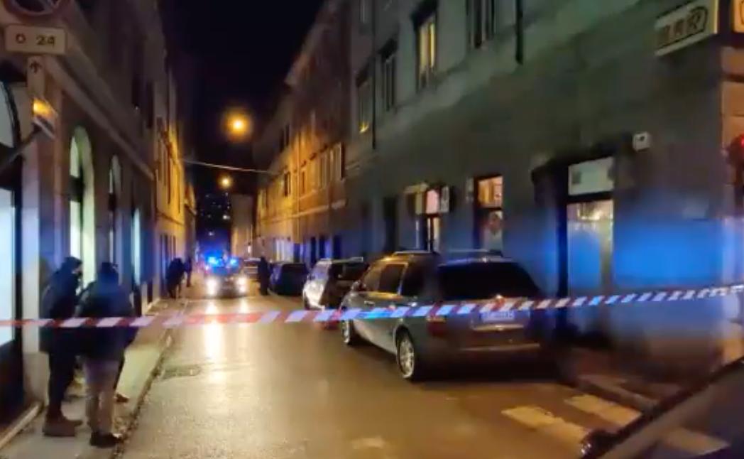 Diverbio tra famiglie, colpi di pistola a Trieste