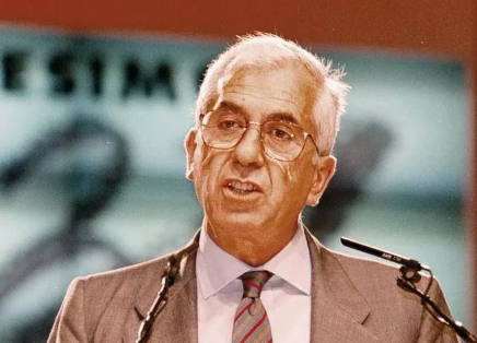 E' morto Pietro Larizza: fu segretario generale della Uil