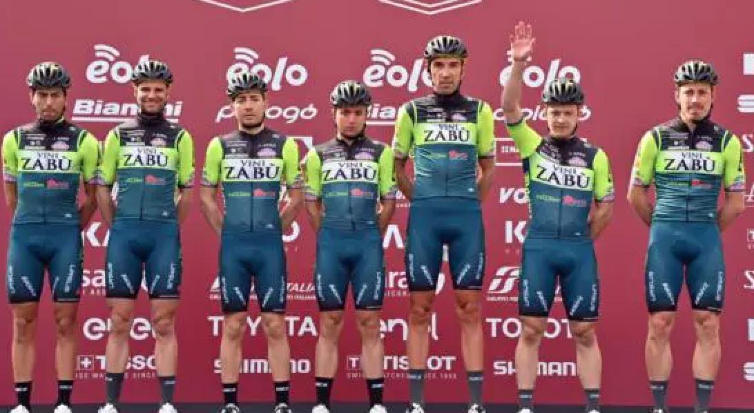 Ciclismo, la Vini Zabù rinuncia alla partecipazione del Giro d'Italia