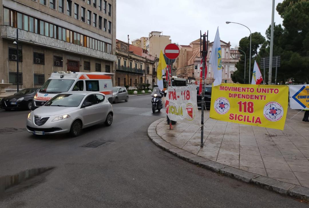 Bonus Covid, gli operatori del 118 minacciano di scendere in piazza