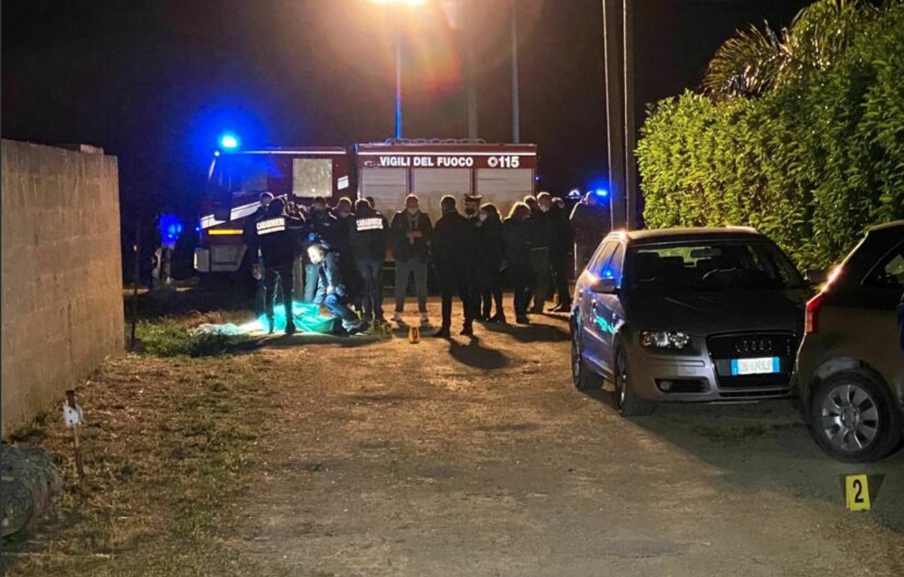 Maresciallo dei carabinieri in pensione ucciso a colpi di pistola nel Salento