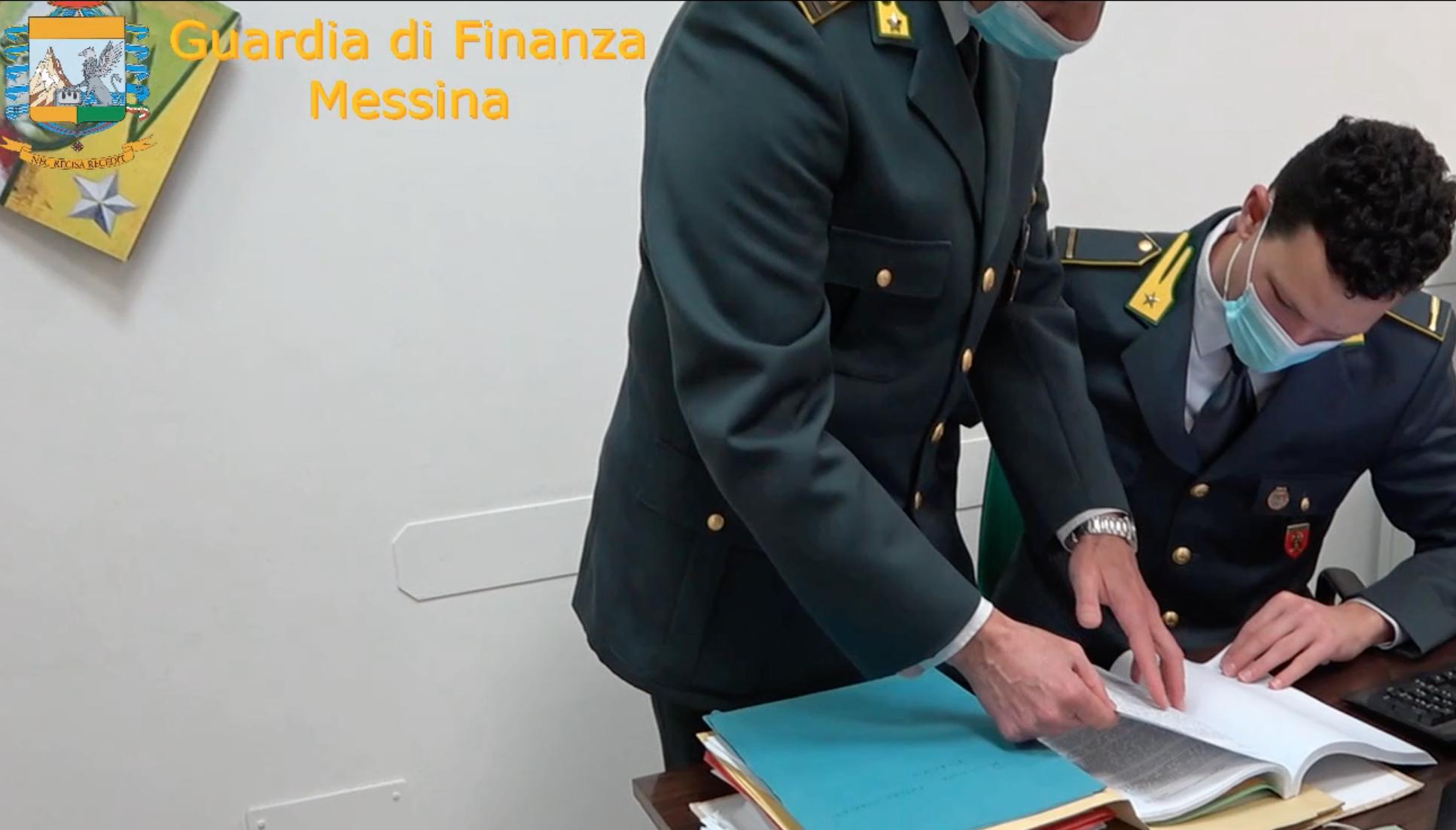 Barcellona Pozzo di Gotto, sequestrati beni per 400 mila euro (GUARDA VIDEO)