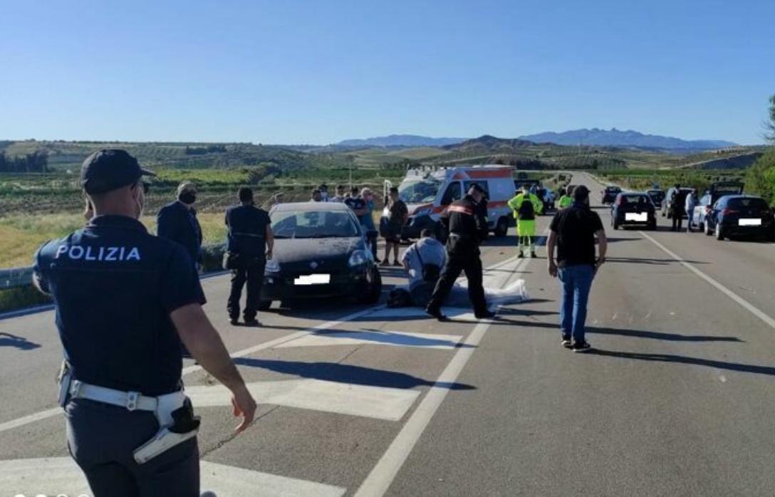 Incidenti stradali in Sicilia, 2 morti: uno era carabiniere a Ribera