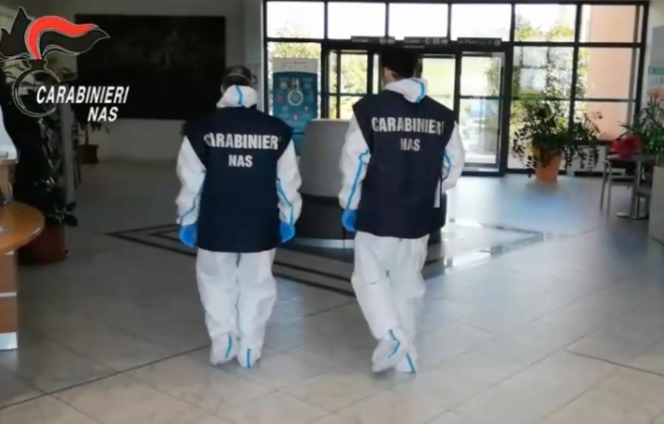 Operatori sanitari Comunità alloggio di Catania non vaccinati