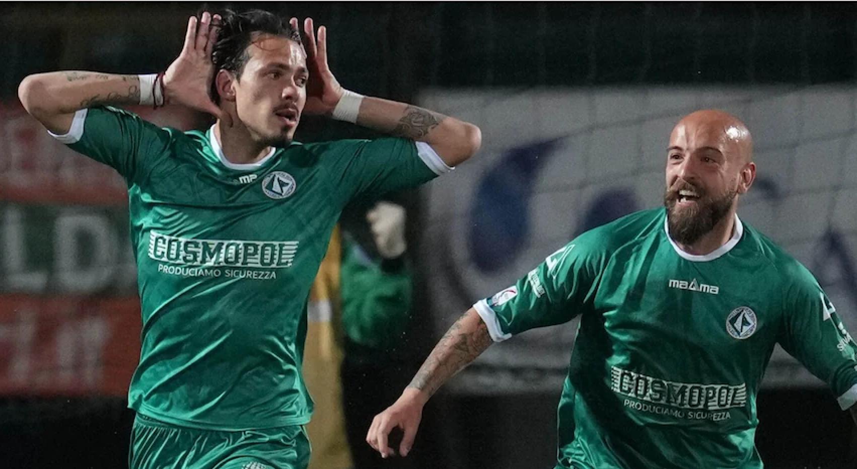 Si ferma ad Avellino il cammino del Palermo, rosanero sconfitti fuori dai play off