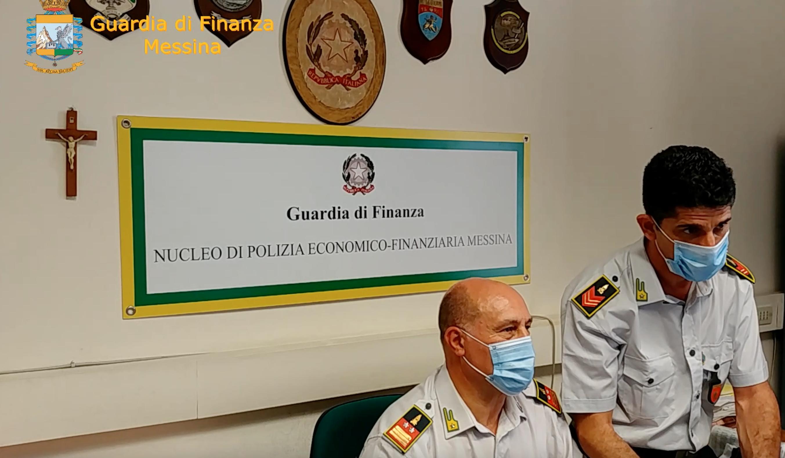 Scoperta frode al fisco di 7,5 milioni a Messina: sequestro di beni (VIDEO)