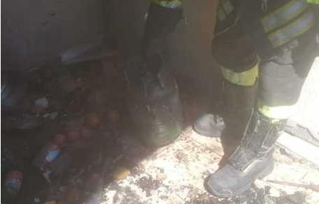 Scoppia bombala di gas da campeggio in balcone: donna ferita a Crotone