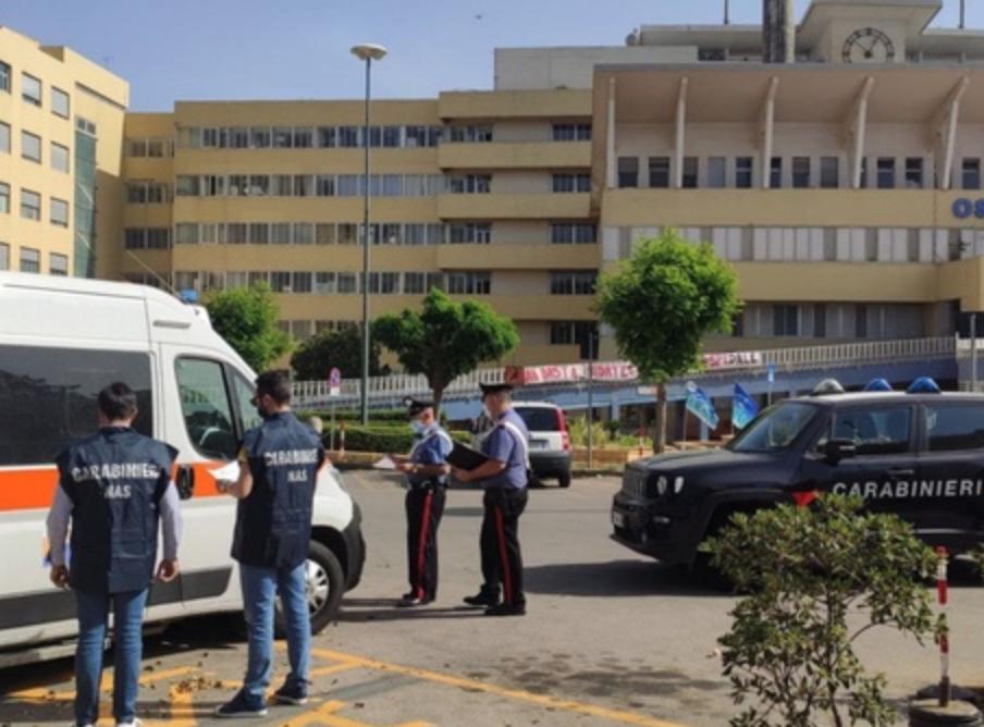 Ambulanze private non sicure, il Nas ne sequestra tre a Caaltagirone