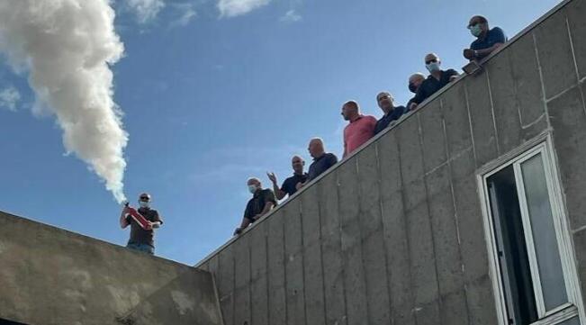 Crotone,  da 7 mesi senza stipendi alla Corap: protestano i dipendenti