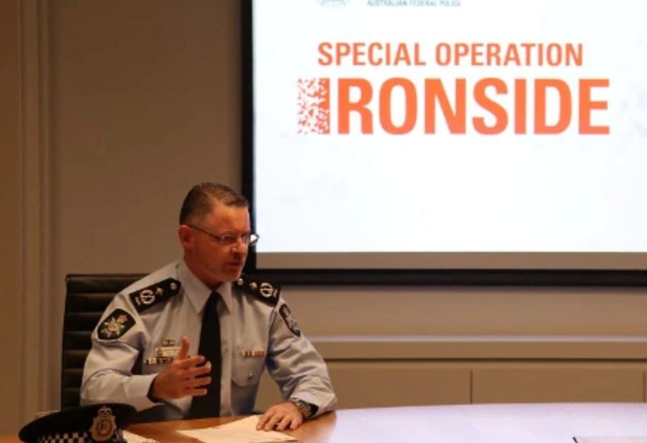 Blitz Ironside in tutto il mondo, centinaia di arresti: un App li incastra