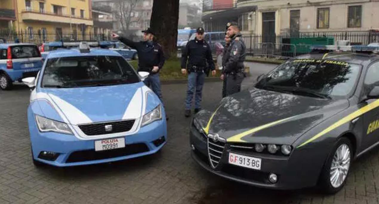 Estorsioni a Napoli e Caserta, 31 arresti e 25 milioni di euro sequestrati