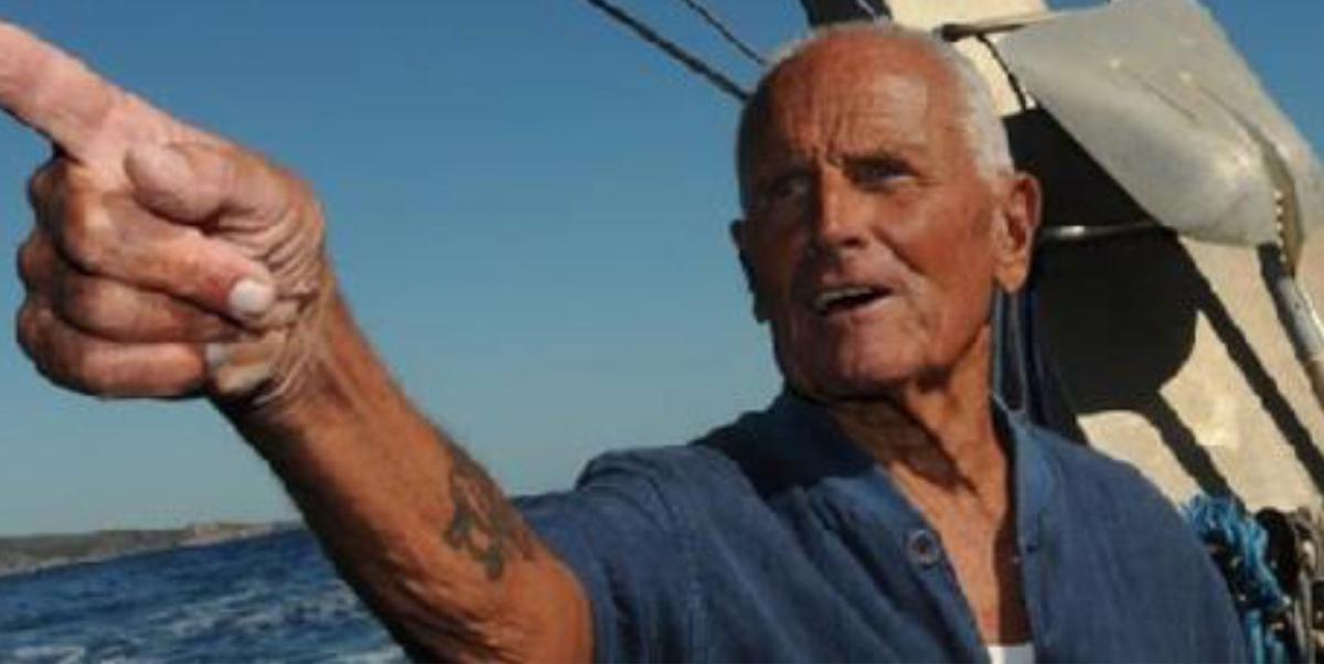 I marinai d'Italia ricordano a Siracusa Enzo Maiorca a 90 anni dalla nascita
