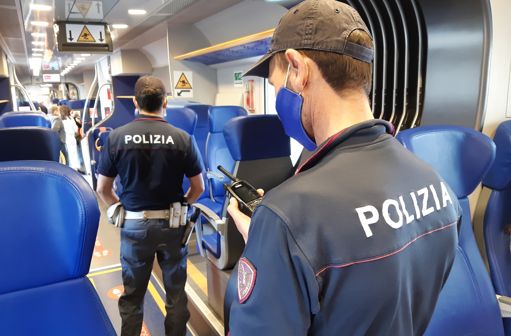 Messina, voleva suicidarsi alla Stazione: viene salvata