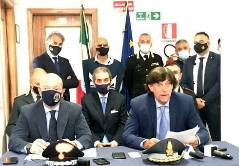 Girgenti acque, 8 fermi ad Agrigento e 84 indagati: pure il presidente dell'Ars