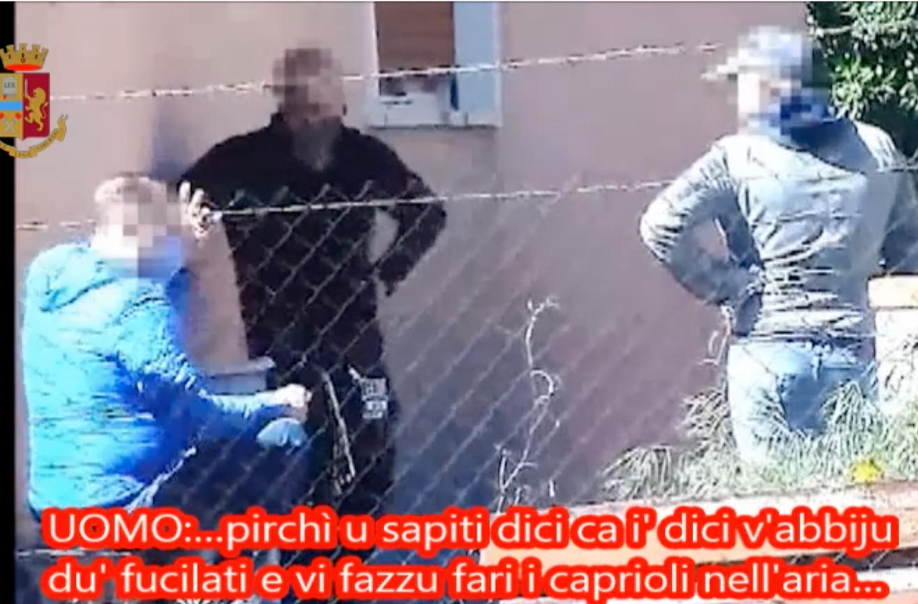 Arrestato a Caltanissetta il reggente di Cosa Nostra: 7 arresti nel blitz
