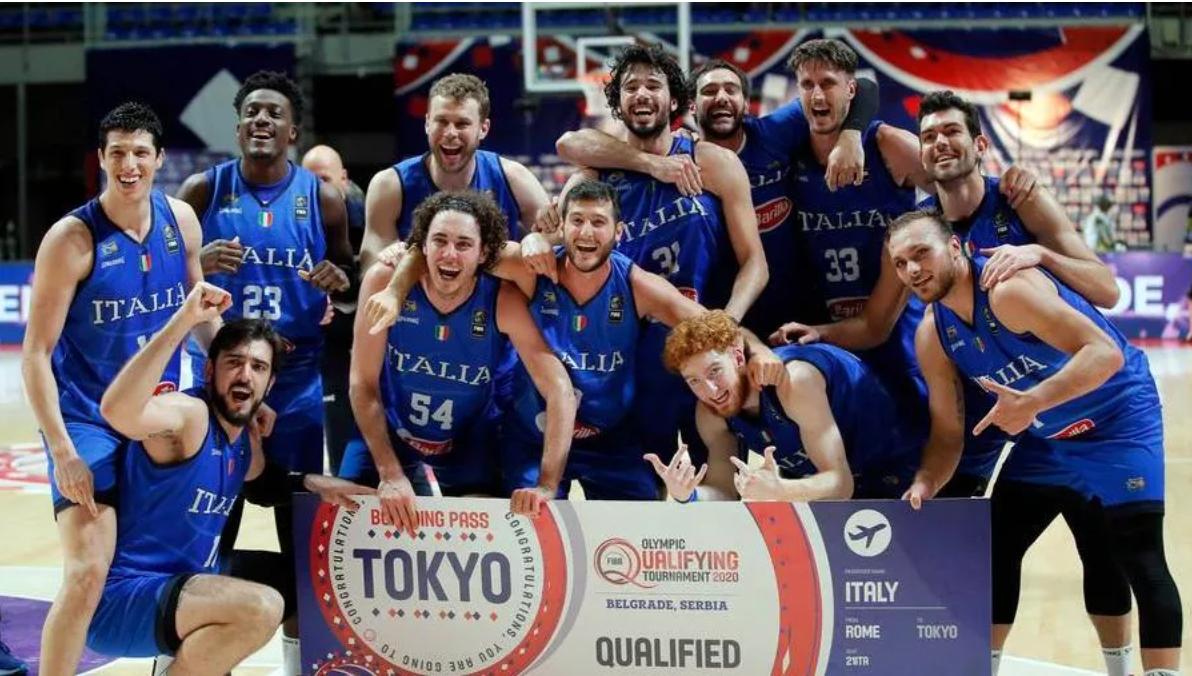 Impresa dell'Italbasket che sbanca in casa della Serbia: azzurri volano a Tokio