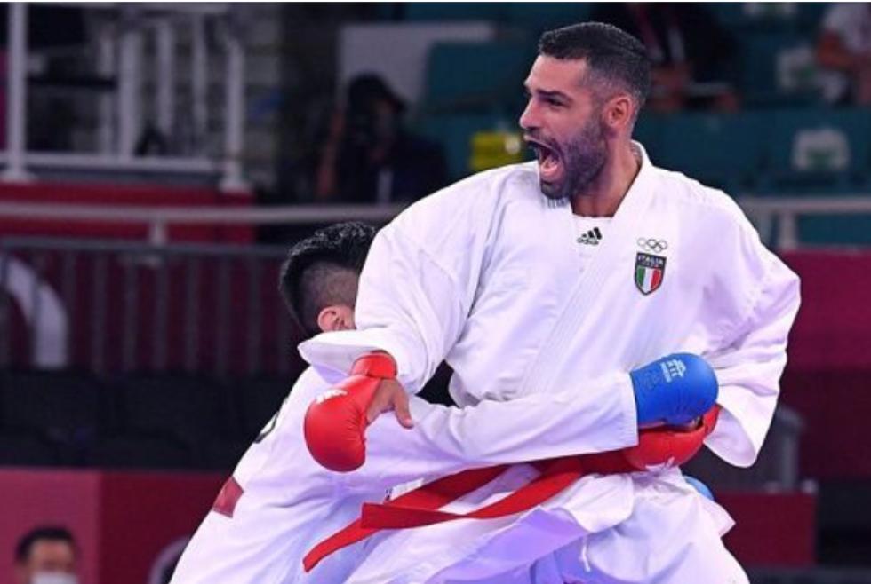 Avola festeggia il suo campione olimpico, Busà è oro nel karatè