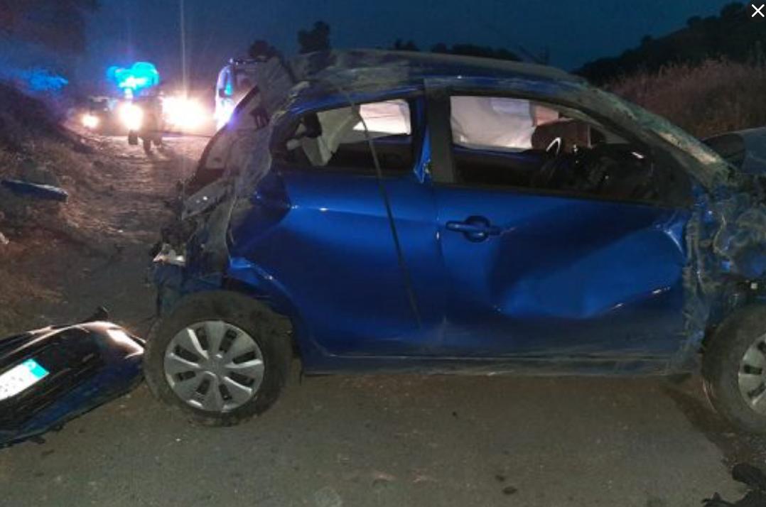 Perde il controllo dell'auto che si ribalta: morta una anestesista a Messina