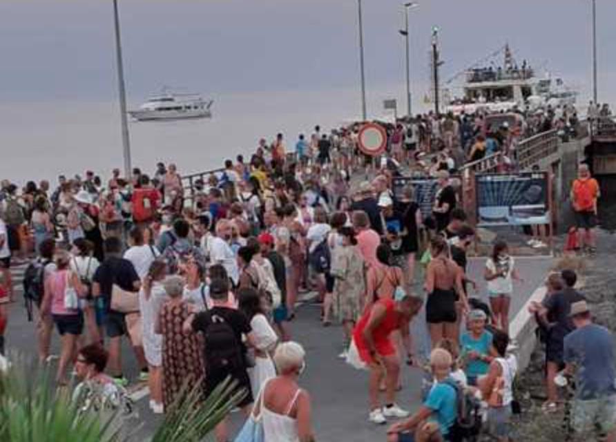 Turismo, le Isole Eolie scoppiano: sono centomila i vacanzieri