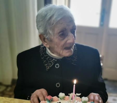 Morta la nonnina delle Eolie: Concettina Vasquez aveva 105 anni