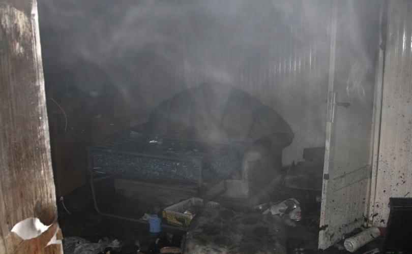 Scoppia incendio vano cucina ad Aragona: salvati anziani coniugi