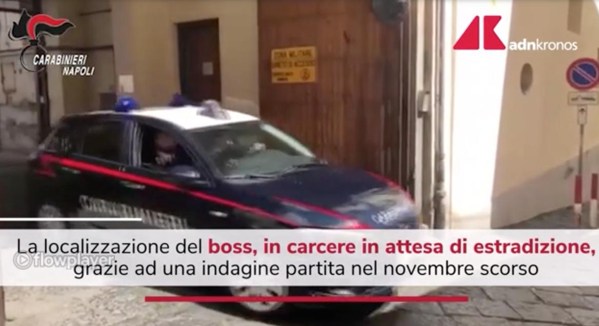 Arrestato in Spagna, esponente clan Mazzarella di Napoli