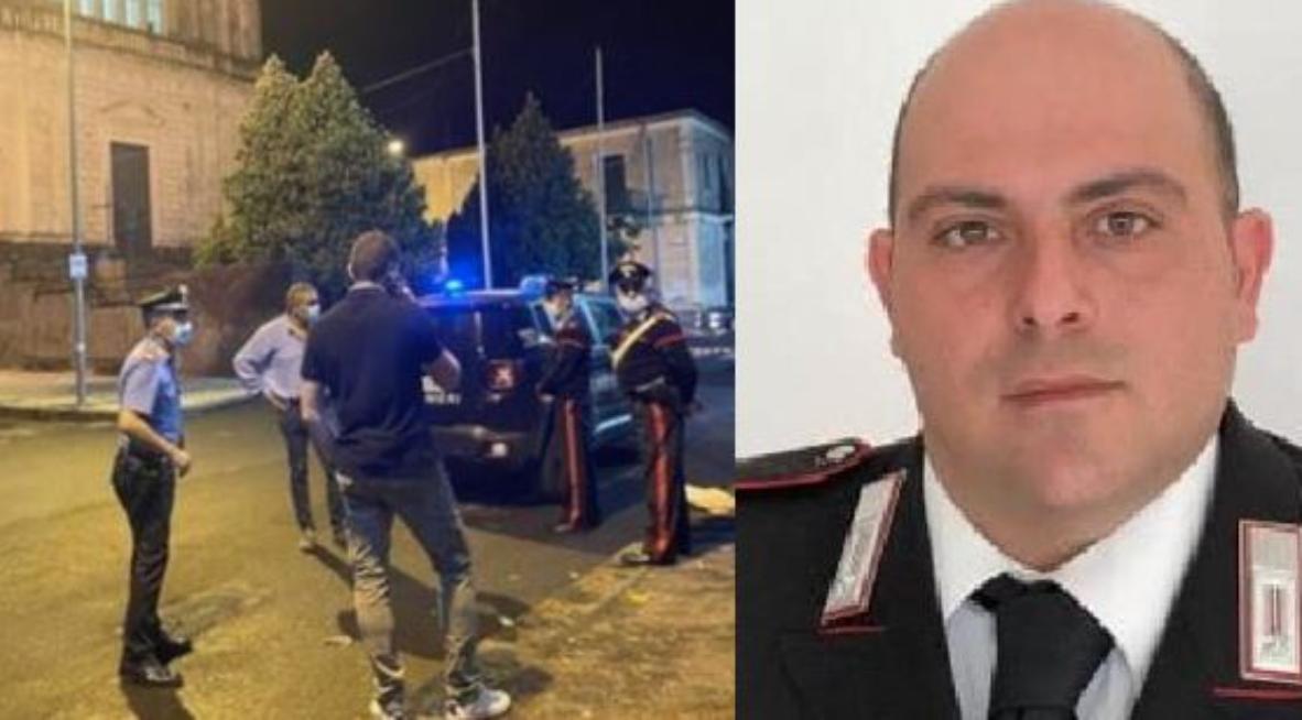 Il carabiniere ferito ad Acireale, Gip convalida fermo dello sparatore