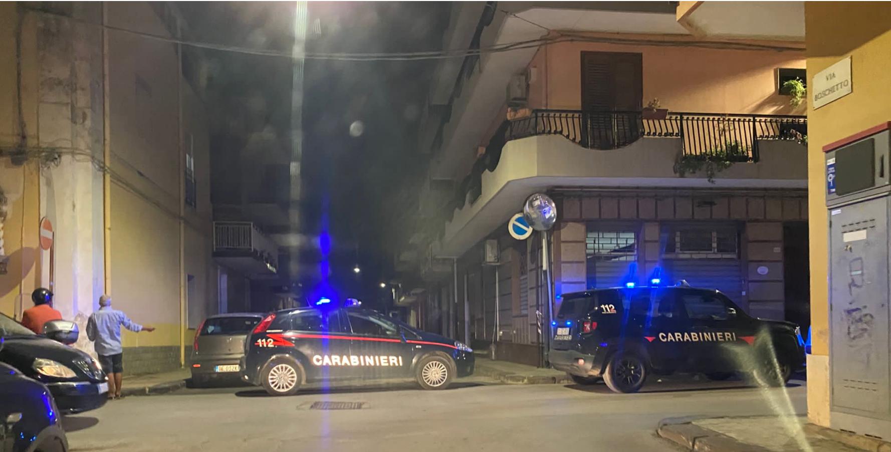 Floridia, inseguimenti gente bloccata dai carabinieri e notizia smentita