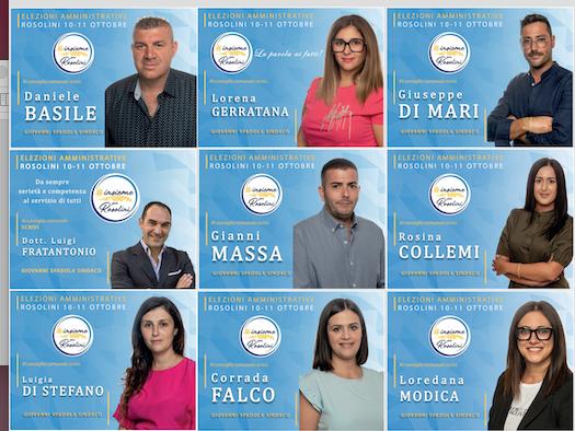 """Elezioni, Insieme per Rosolini : """"Fermate il 'terrorismo' mediatico"""""""