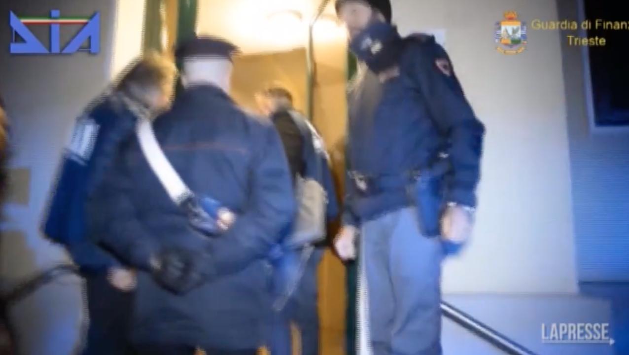 La Fiera controllata dalla mafia, arresti in Friuli e Veneto