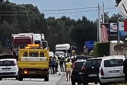 Cade dallo scooter, morto un 50enne  a Gioia Tauro