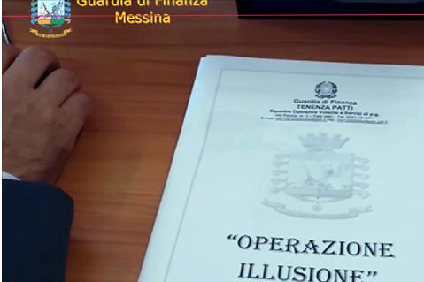 Truffa allo Stato con fatture false per 21 milioni: 3 arresti nel Messinese