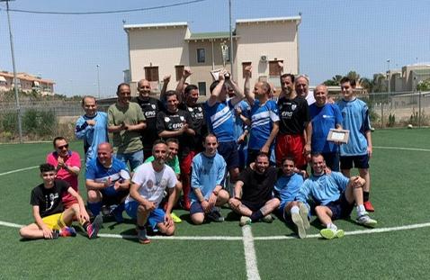 Calcio a 7, al Sant'Angela Merici di Siracusa il triangolare 'Un pallone per amico'