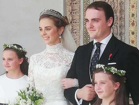 Nozze reali al Duomo di Monreale, si è sposato il principe di Borbone