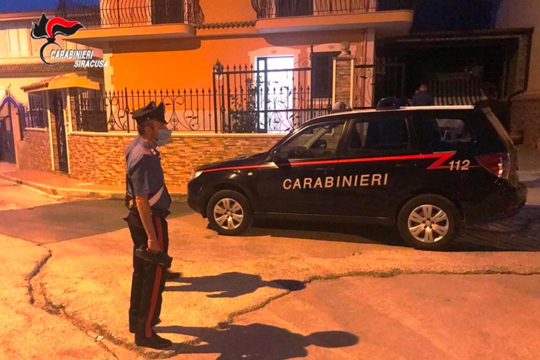 Furto e trasporto illecito di rifiuti, arrestato a Noto