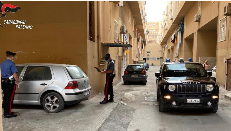 Spaccio di cocaina allo Zen, due arresti a Palermo