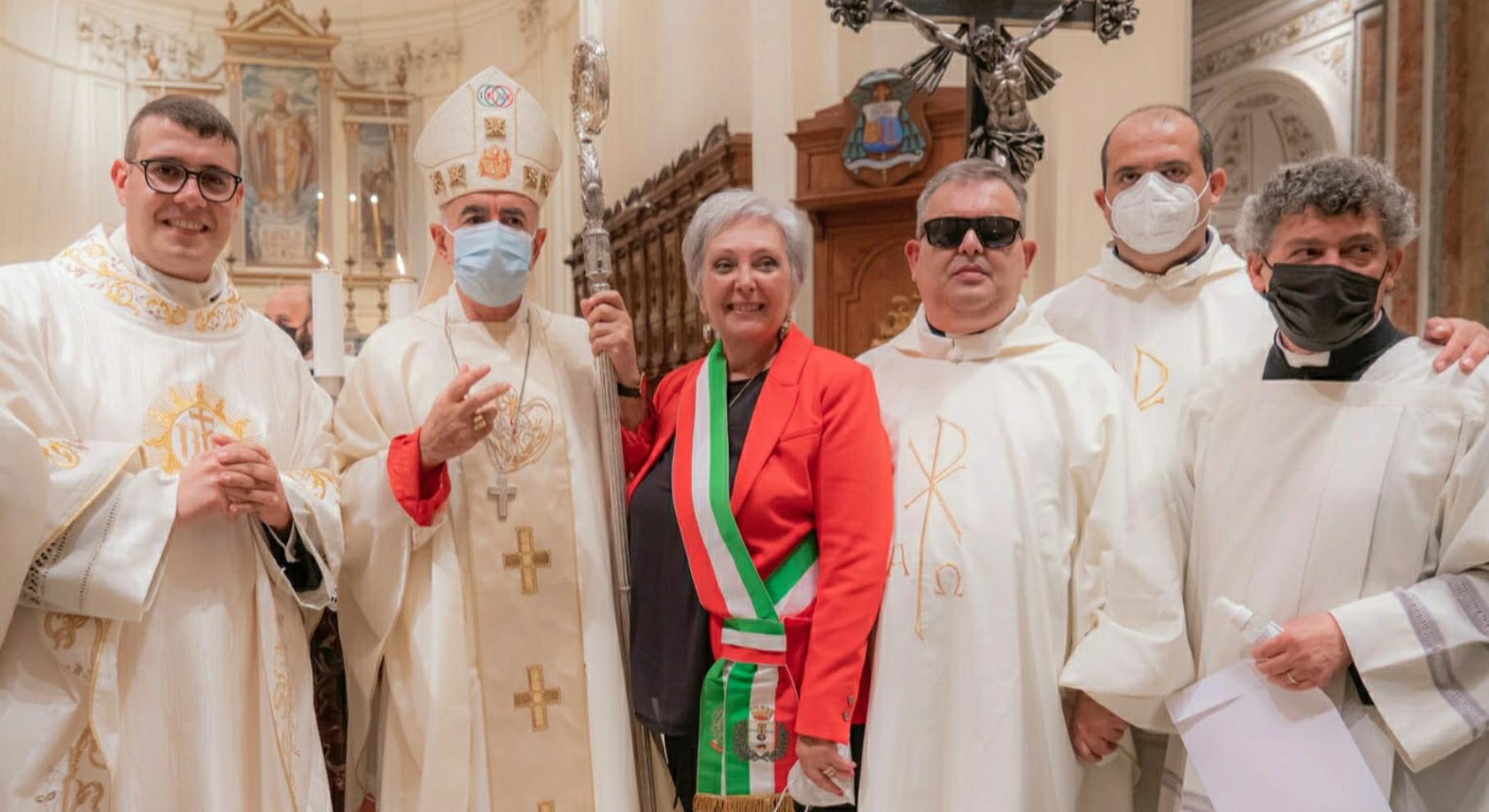 Pachino, don Carmelo Morana ordinato sacerdote alla Cattedrale di Noto