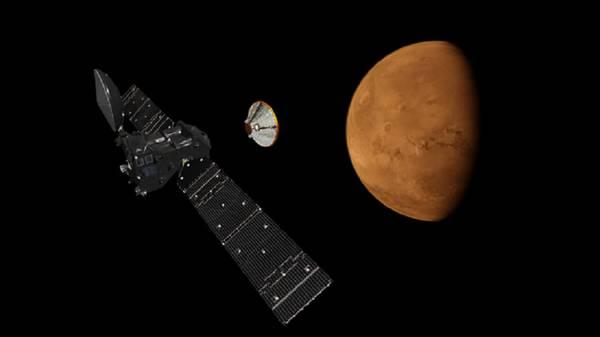 Missione su Marte, perso il segnale lander Schiaparelli