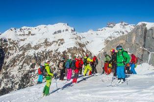 Impianti sciistici aperti in Trentino per l'Immacolata