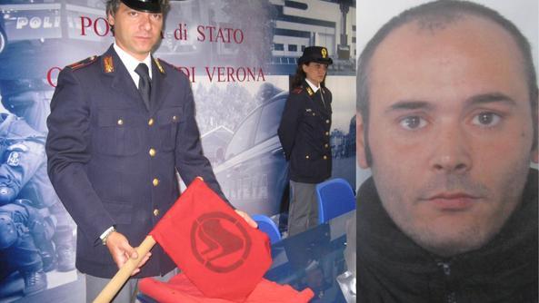 Preso dalla Digos di Torino 'bombarolo' antagonista: è Giuseppe Sciacca di origini catanesi