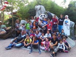 Un giorno di felicità a Gardaland per 60 tra bambini e ragazzi del Centro diurno di Scicli