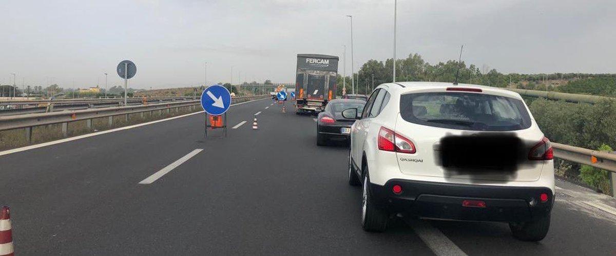 Incidente stradale sulla Palermo - Catania, tre feriti a Scillato