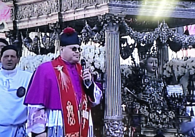"""Parroco di Catania: """"Sant'Agata non è ostaggio dei delinquenti"""""""