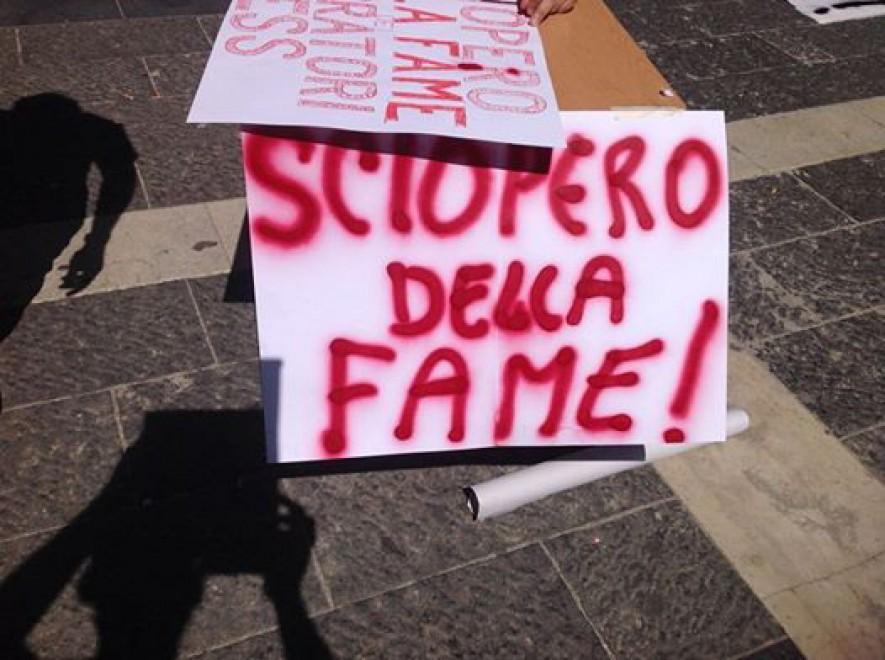 I Comunali di Pachino senza stipendi in sciopero della fame: solidarietà Cisl