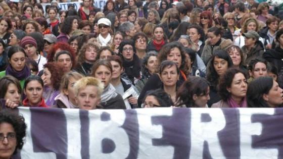 L'8 marzo, domani sciopero delle donne contro discriminazioni e violenze